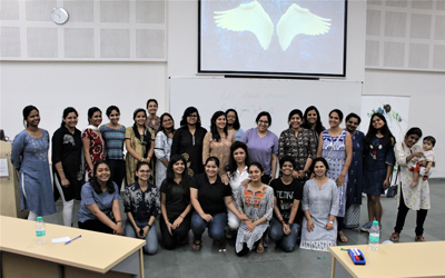 IIIT Delhi recently formed a community for women, 'WI Connect'