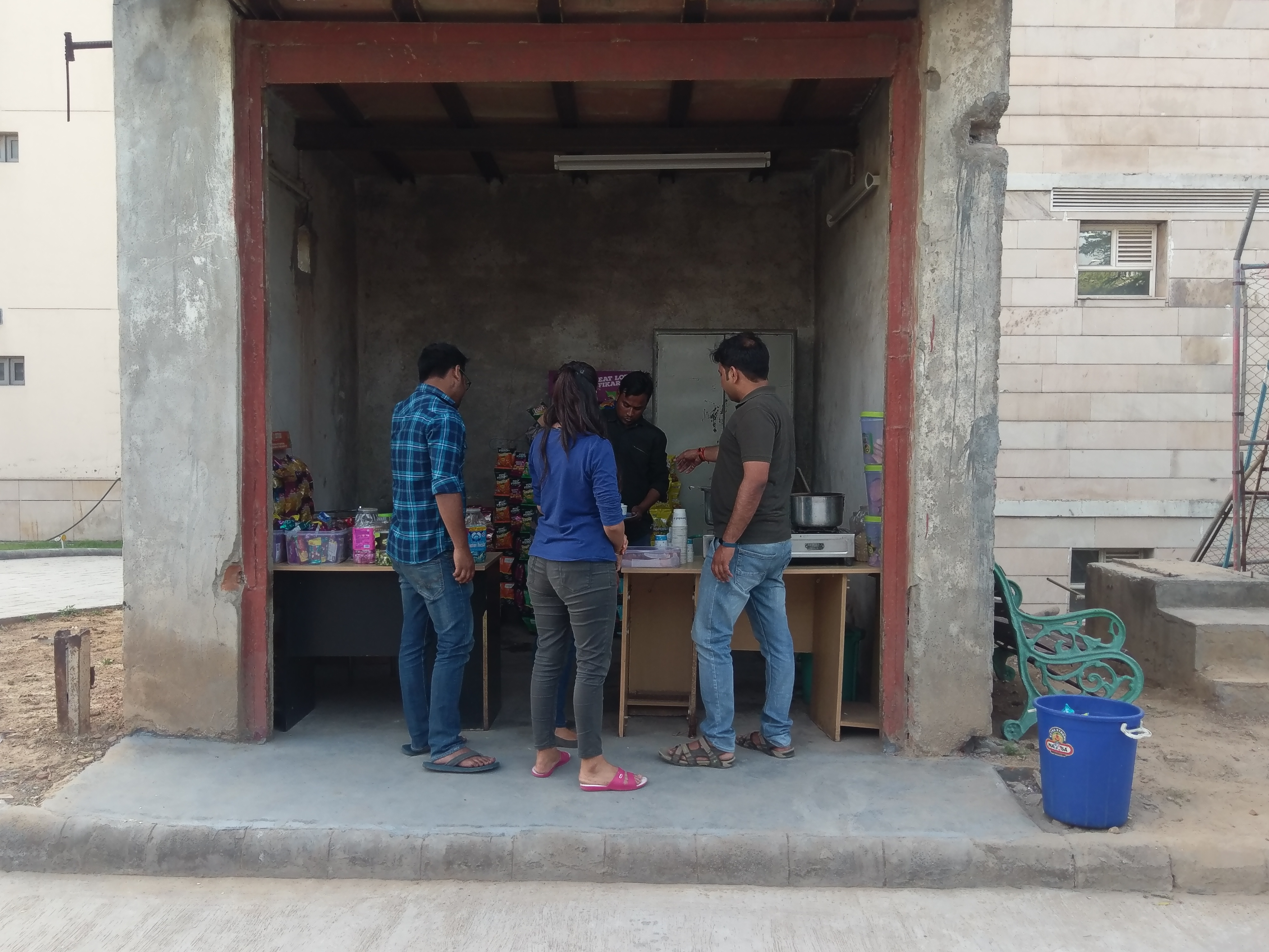 Chai Adda at IIITD