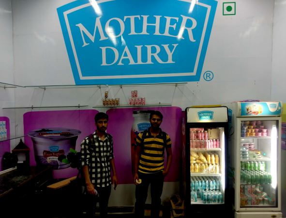 Mother Diary at IIITD