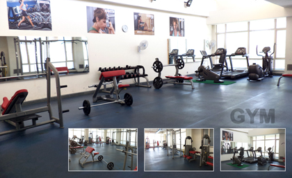 IIITD Institute Gym